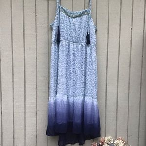 NWT Knox Rose Ombre Dress